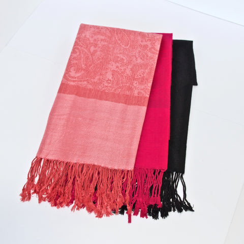 Pashmina/Silk Shawls from Nepal