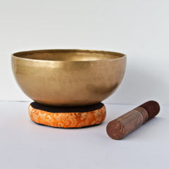 Traditional Plain Singing Bowl