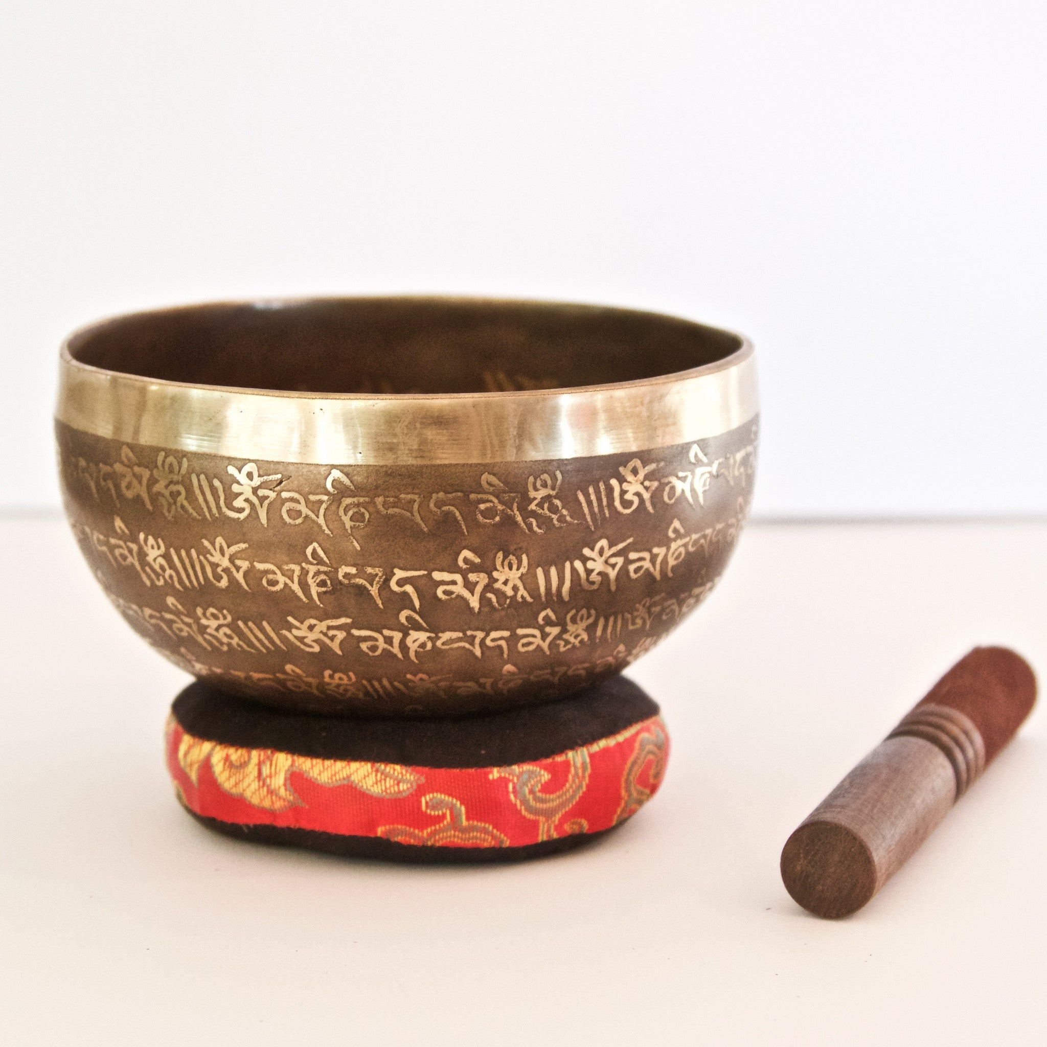 Whirlwind of Compassion Singing Bowl