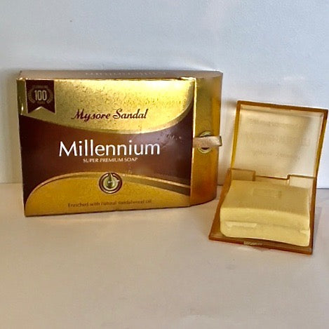 Mysore Sandal Soap with Pure Sandalwood 0il