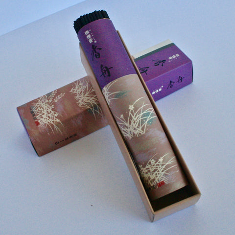Japanese Boxed Incense - Japanese Wildflower