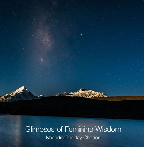Glimpses of Feminine Wisdom CD