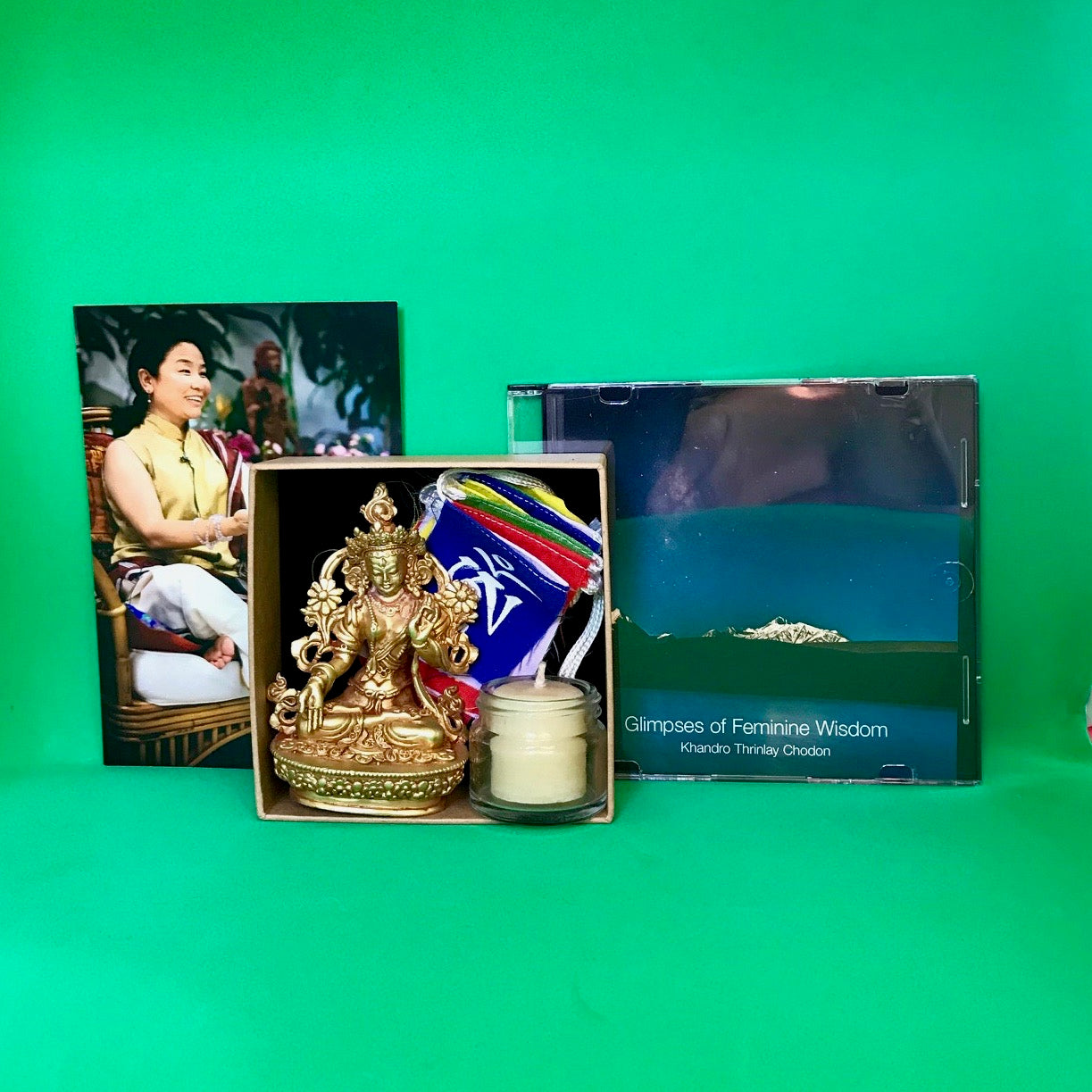 Divine Feminine Shrine Set