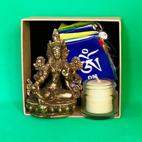 Mini shrine set