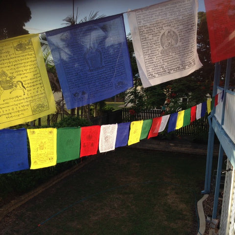 Prayer Flags - Large - Various Print
