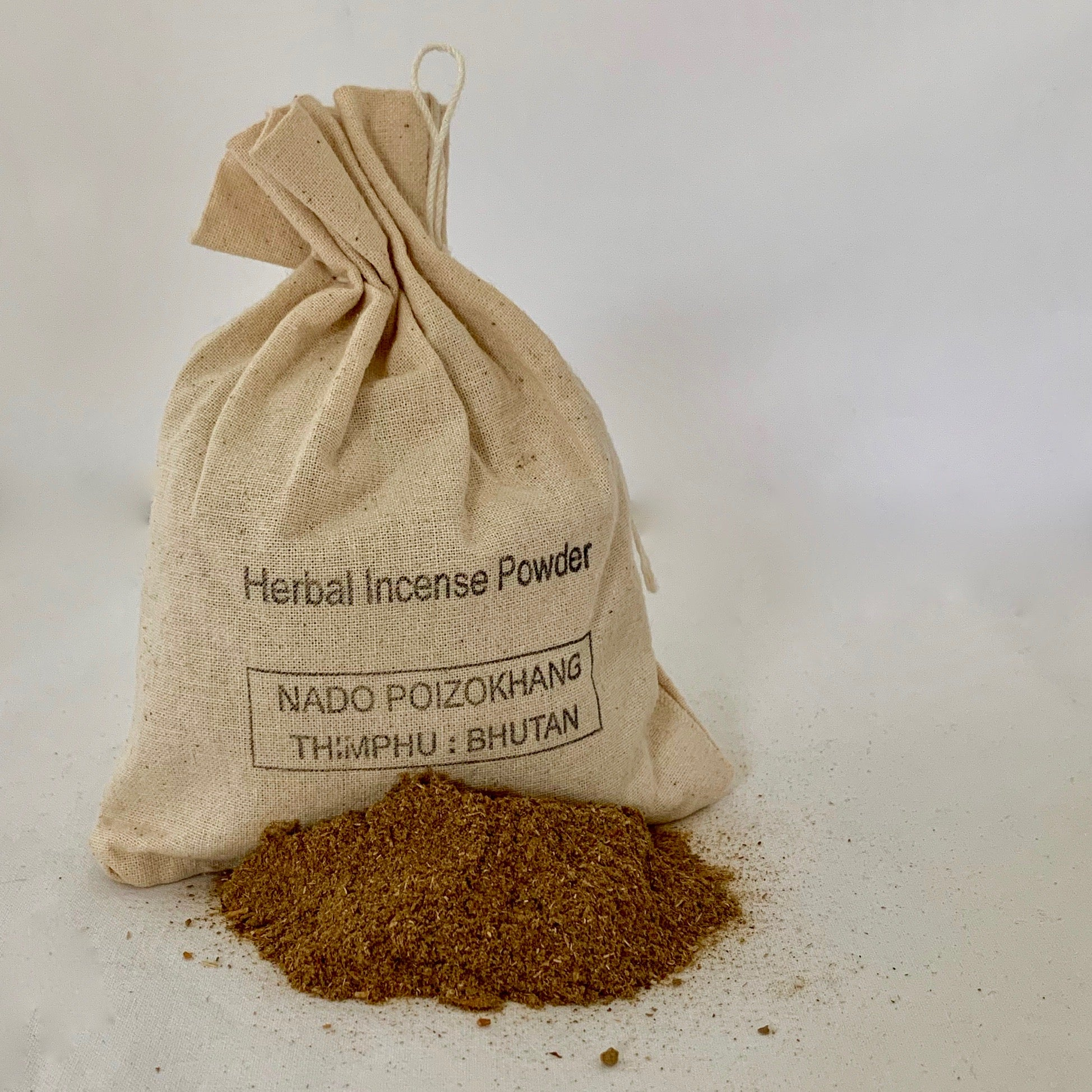 Nado's Bhutanese Herbal Incense Powder