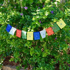 Prayer Flags - Windhorse Print