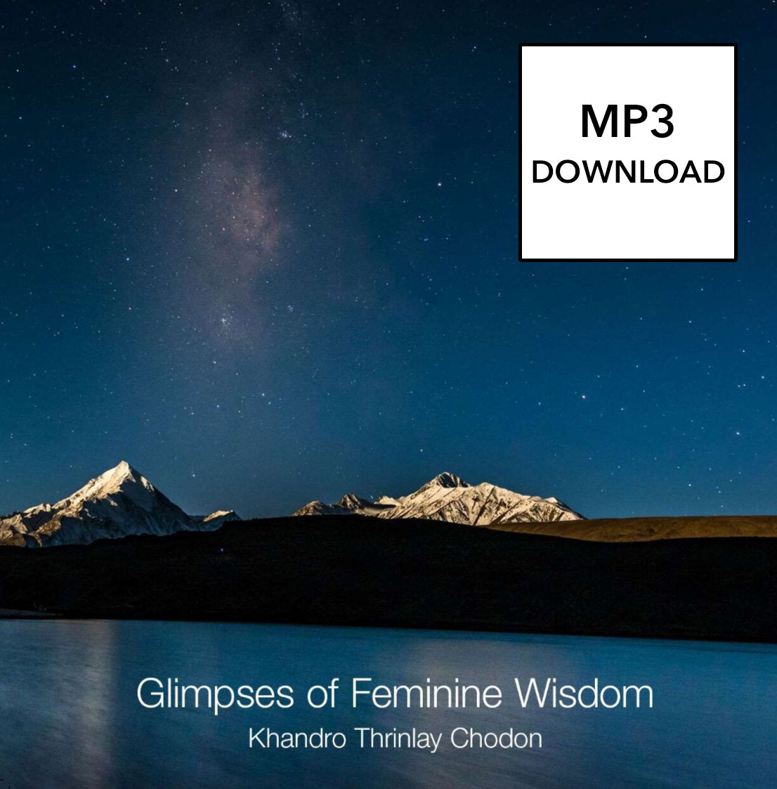 Glimpses of Feminine Wisdom - MP3 Download
