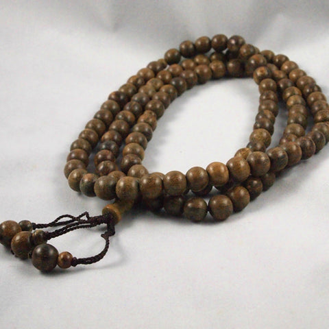 Indonesian Kalimantan Pure Agarwood Mala (108 beads)