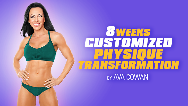 8 Week Customized Physique Transformation - Non Competitor