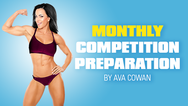 Monthly Competition Preparation - Competitor