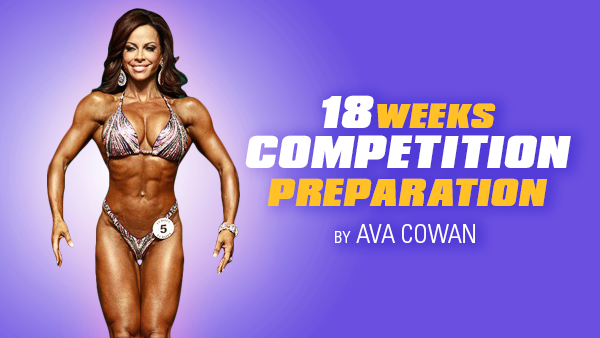 18 Week Competition Preparation - Competitor
