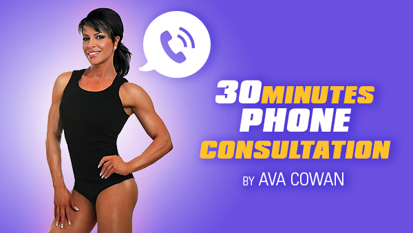 30 Minute Phone Consultation- Women Only