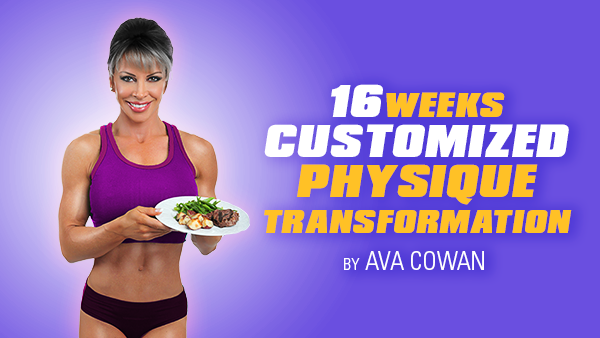 16 Week Customized Physique Transformation - Non Competitor