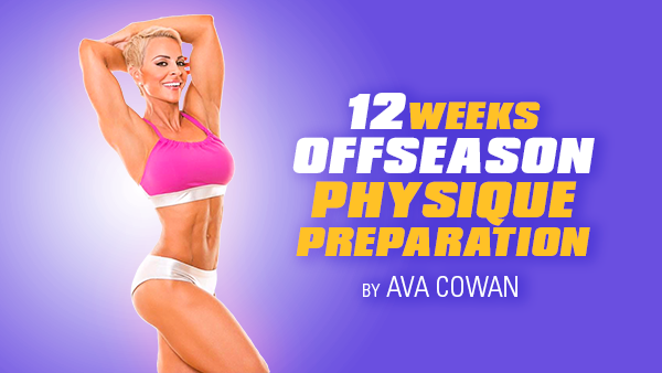 12 Week Offseason Physique Preparation - Competitor