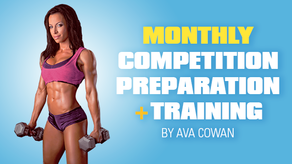 Monthly Competition Preparation + Training