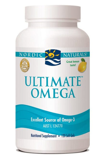 Nordic Naturals Ultimate Omega 3 (smaller size)