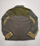 SE4 Olive Canvas Jacket
