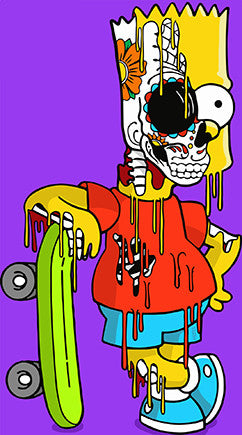 Day of the Dead El Barto