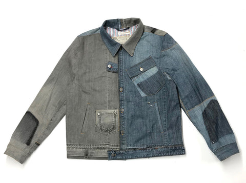 50/50 Denim Jacket Large