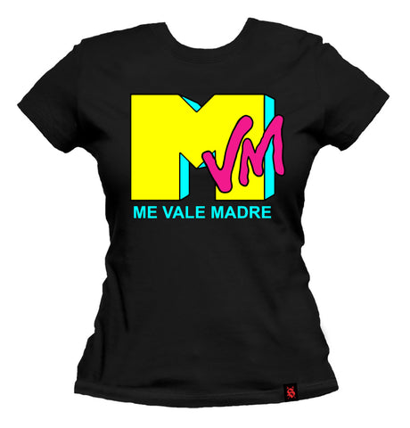 Me Vale Madre Women's Tee