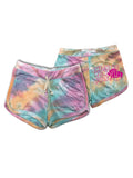 Thick as Pan Dulce Rainbow Sherbert Shorts