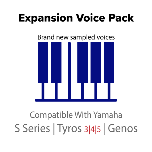 Accordion Soundpack for Tyros
