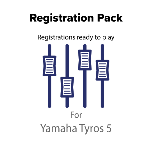 Songbook 1 For Yamaha Tyros 5