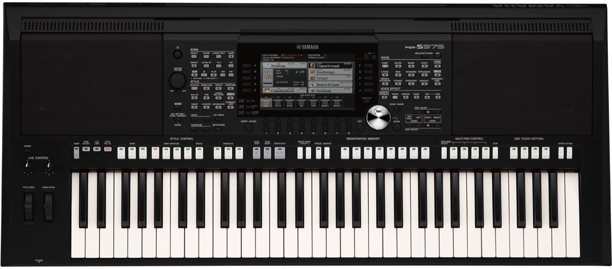 Software for Korg Pa4X