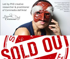 2 day Commedia PD - Level 2 - SOLD OUT!