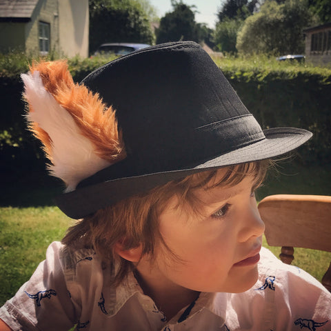 Fox Ear Fedora