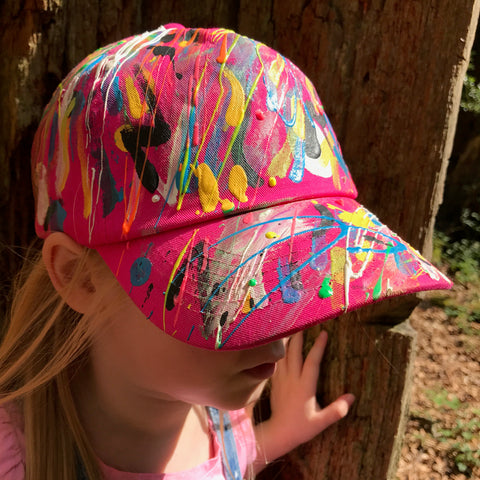 SPLAT HAT No. 5 - Kids Hat