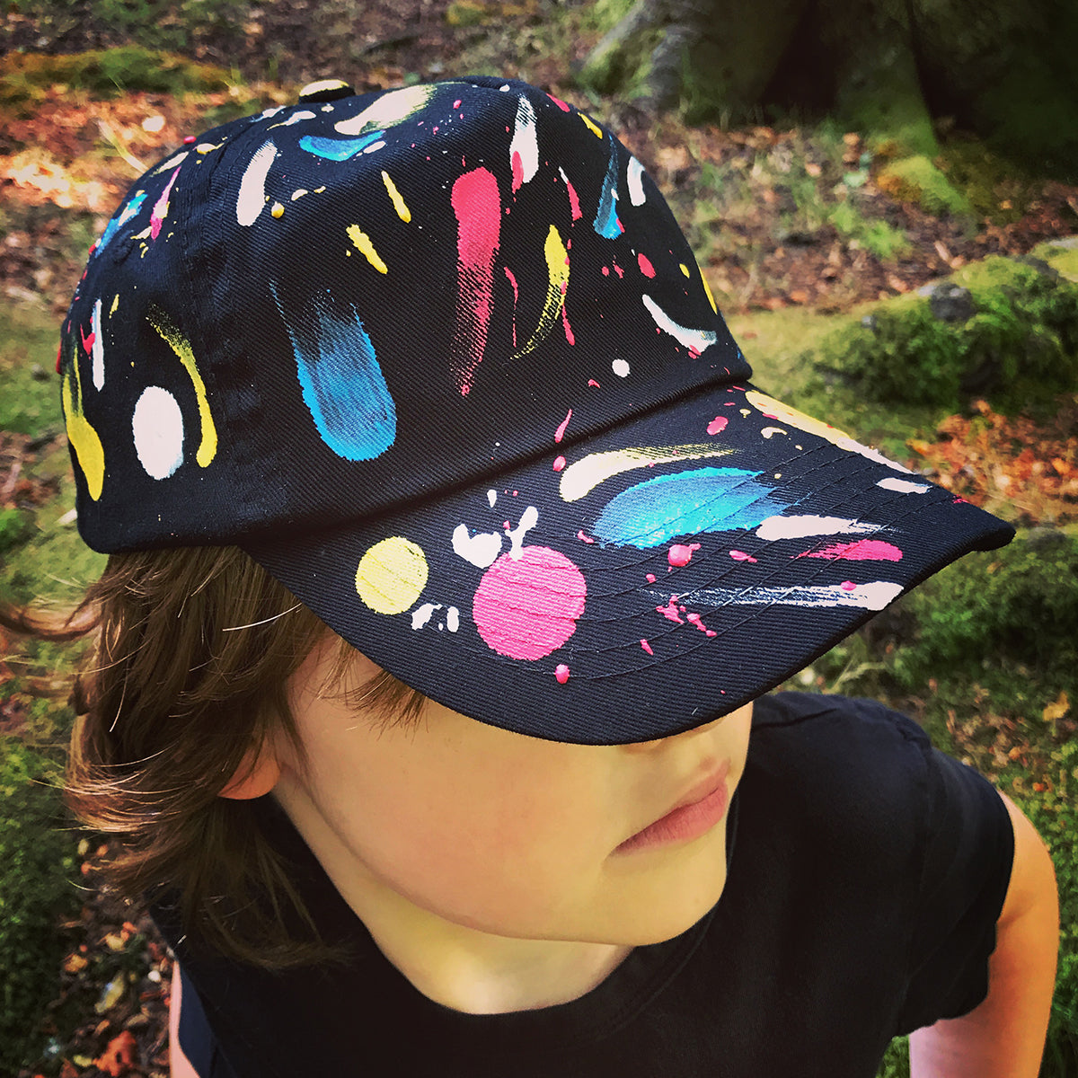 SPLAT HAT No. 7 - Kids Hat
