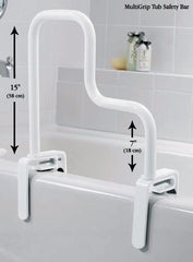 Multi Grip Tub Safety Bar