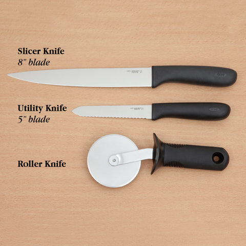Good Grips® 8-inch Slicer Cutlery