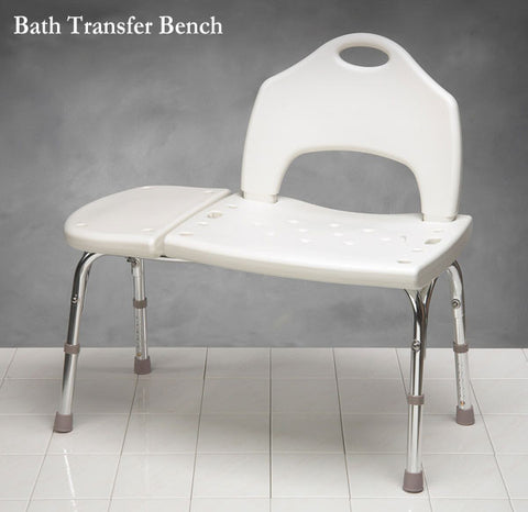 Tool-Free Transfer Bench