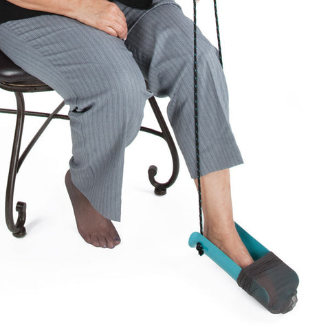 Norco Molded Sock Aid W/ Cord Handle