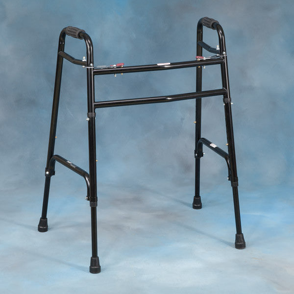 Heavy Duty Folding Walker w/5 in Wheels