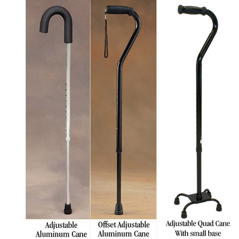 Adjustable Quad Cane