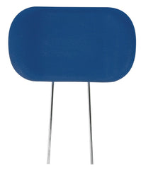 Bellavita Padded Headrest, Blue