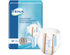 Adult Incontinent Brief TENA® Stretch Ultra Large/X-Large