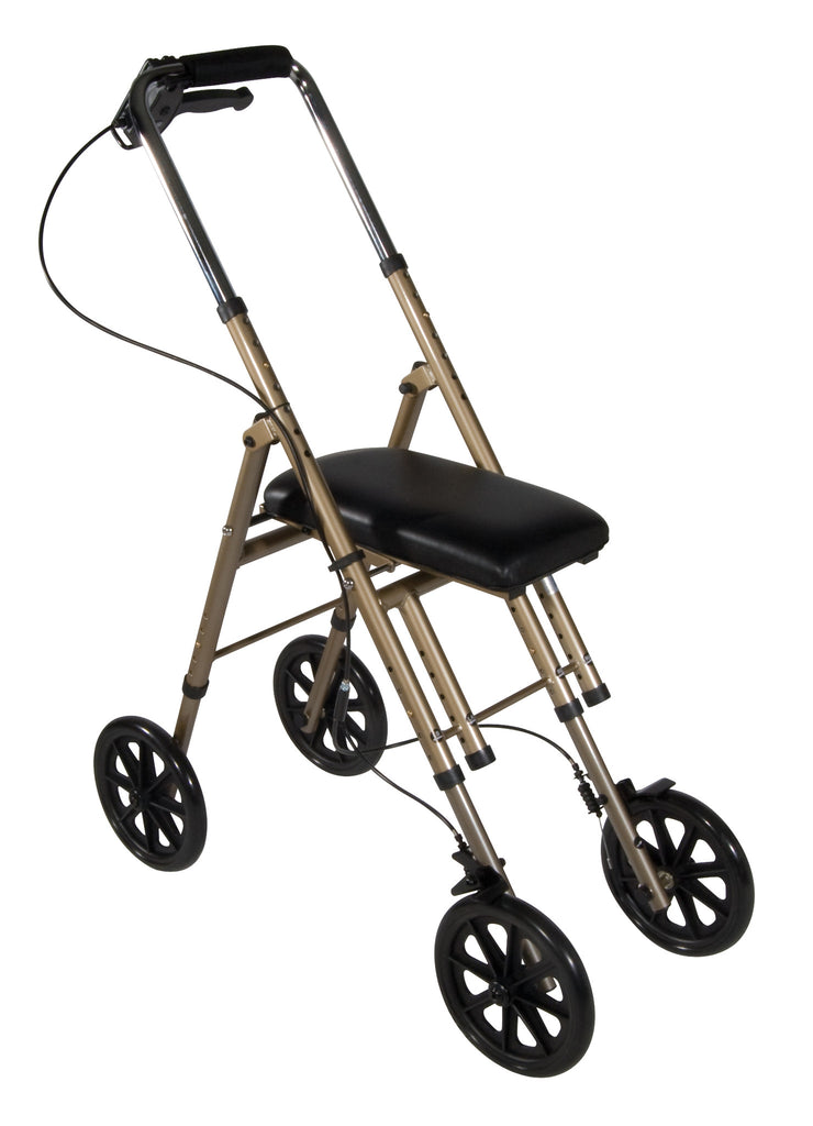 Adult Knee Walker Crutch Alternative