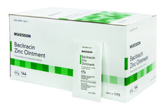 McKesson First Aid Antibiotic Gram Ointment Individual Packet