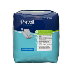 Prevail® Bladder Control Pad 13.5 Inch Length Moderate Absorbency Unisex Disposable
