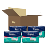 Prevail® Absorbent Underwear Pull On Disposable Moderate Absorbency