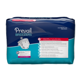 Prevail® Adult Incontinent Brief Breezers Tab Closure Medium Disposable Heavy Absorbency