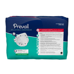 Prevail® Adult Absorbent Underwear Pull On Disposable Heavy Absorbency- Refastenable