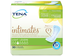 Tena® Bladder Control Pad Serenity® Active™ Moderate Absorbency Polymer Female Disposable