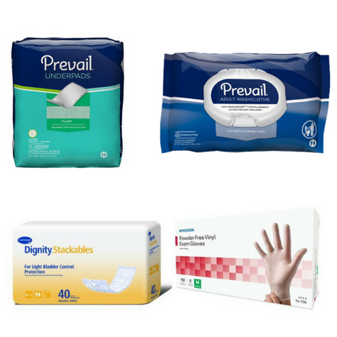 Beginner Bundle - Light Absorbency