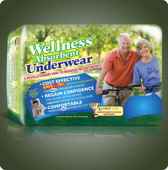 Unique Wellness Absorbent Underwear